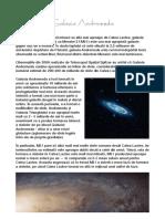 proiect astrofizica
