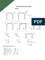 Rigidez Lateral de Un Portico Simple (1)