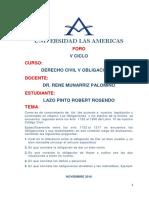 LISTO HECHO FORO DERECHO CIVIL V OBLIGACIONES.docx