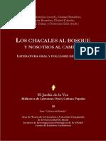 Los chacales al bosque y nosotros al camino. Literatura oral y folclore de Argelia.pdf