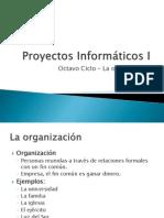 Sesion PI1-01 - La Organización