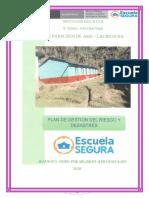 Plan de Grd-II. Ee. Modelo (1)