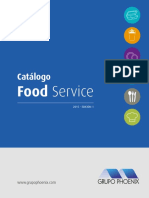 Catálogo Food Service 2015