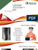 2 - Generalidades Traumatologia y Ortopedia