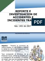 Reporte e Investigacion de Incidentes y Accidentes Laborales1