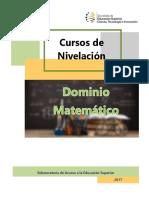 Manual Dominio Matemático-1