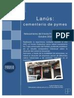 Lanús Cementerio de Pymes 2018- Informe FINAL