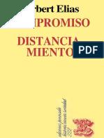 ELIAS Norbert Compromiso y distanciamiento.pdf