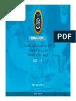 1118 - Atualização fiscal em IVA - II