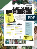 Charlestonmag Intern Graphic Design