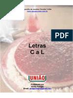 ( Culinaria) - # - Livro de receitas Docelar União # CL.doc