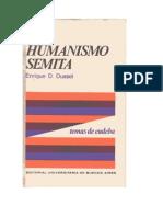 Enrique Dussel-El Humanismo Semita