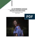Primeros Auxilios - Zombie v1