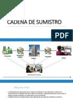 Amazon _ Cadena de Suministro