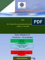 K3 Lingkungan Kerja
