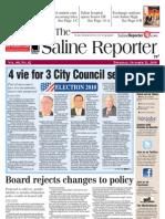 The Saline Reporter Oct. 21, 2010