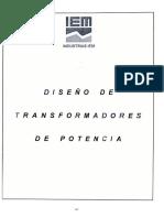 06.1_diseño de Transformadores Potencia