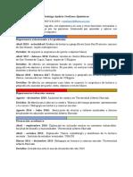 Curriculum Rodrigo Orellana