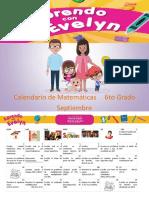 Matematicas 6