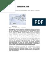 Plan de Negocion Proveedor Servicios de Internet Inalambrico Conectate.com