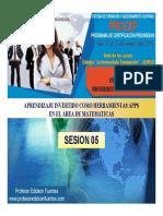 Sesion 05 Ga-20 Aplicaciones Moviles II -2019