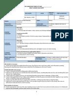 Form 1 Cefr Lesson Plan