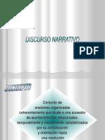 Evaluacion de Discurso Narrativo