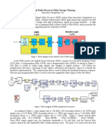 II DRR Filter Design Tutoring