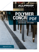 Polymer Concrete Brochure