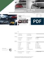 Audi TT Catalog