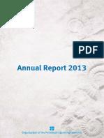 2013 OPEC Anual Report.pdf
