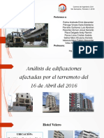 Analisis de Edificios