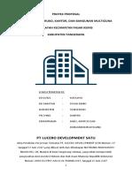 Proposal Pembangunan Ruko, Kantor Dan Bangunan Multiguna
