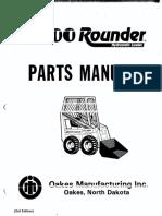 L-600 Parts Manual