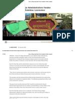 Dozens of Village Administrators Tender Resignation in Rakhine_ Lawmaker