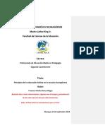 Unan Managua Normativa y Metodologia 2019 151118