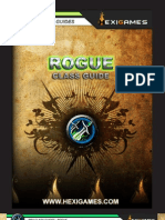 Rogue Leveling Guide