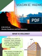 6 Volcanic Hazards