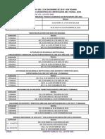 Calendario Escolar Tolima 2018 1