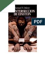 Delany, Samuel R. - La Intersección de Einstein