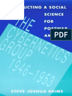 Heims Steve Joshua the Cybernetics Group 1991