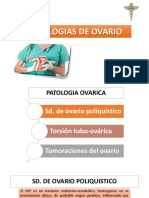 Patologias Beningnas de Ovario