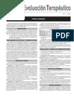 Ficha de evaluacion tecnica de Pioglitazona