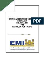 Emi - Guia Lab 10 Sistemasdigitales1-Meca-etn (Flip_flops)