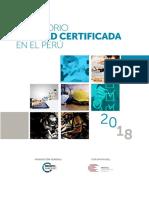 Directorio Calidad Certificada 2018