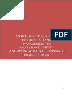 Internship Report BBA Final Jilany