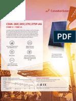 2 3-4 Canadian Solar-Datasheet-Dymond CS6K-P-AG (1000V1500V) v5 553 En