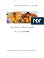 Indigenous Studies Assignment 1 3030edn