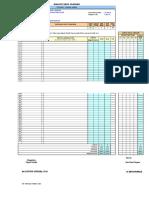 Analisis Butir Soal PG - XII.ips.2