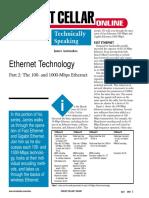 Ethernet Technology Part 2